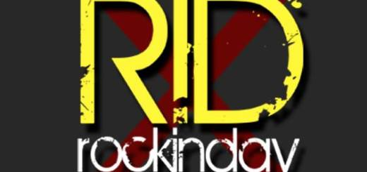 Logo ROCKINDAY