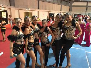 atlete new style dance evolution