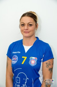 giocatrice volley