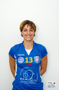 volley-giocatrice